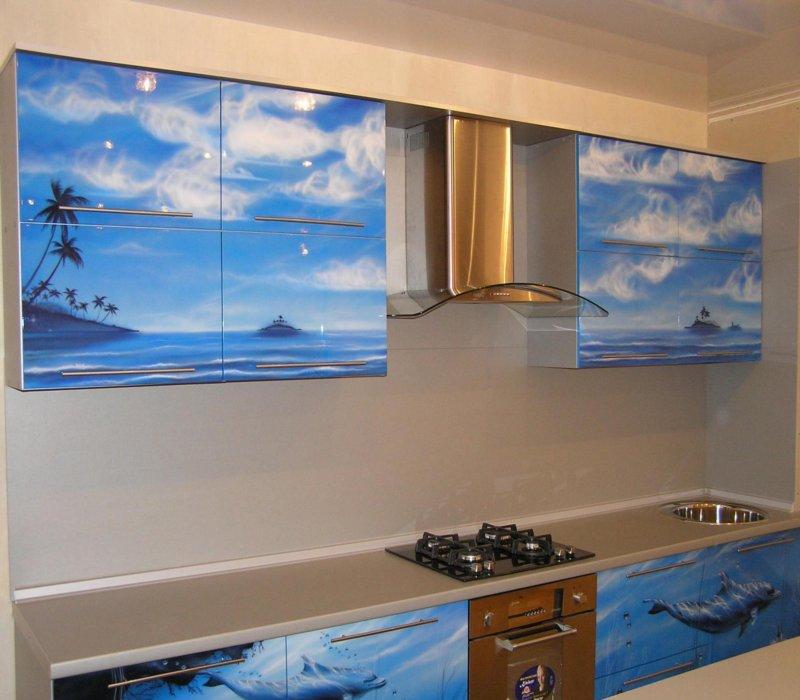 Фотопечать на мдф панелях для кухни самара