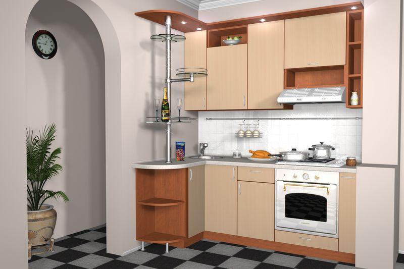 Кухни своими руками малогабаритной кухни фото